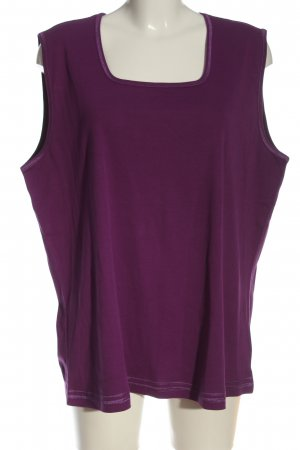 Via appia due Camisole lila casual uitstraling