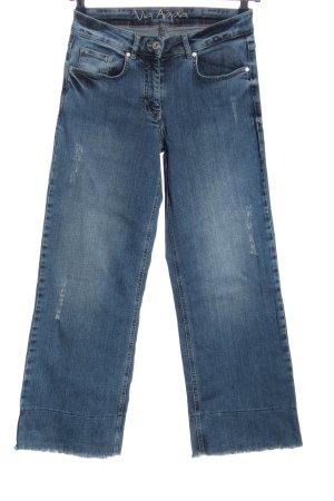 Via Appia High Waist Jeans blue casual look