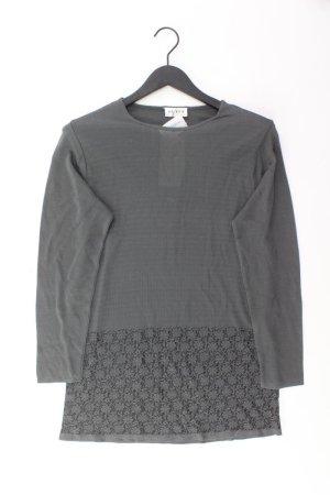 Via Appia Longsleeve-Shirt Größe 36 Langarm grau aus Acetat