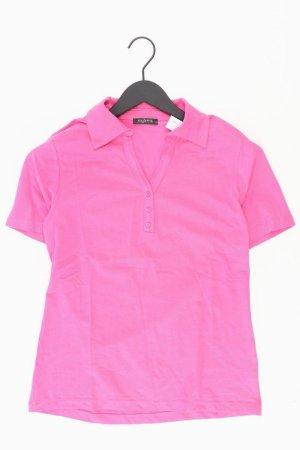 Via Appia Poloshirt Größe 36 Kurzarm pink aus Baumwolle