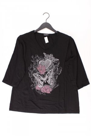 Via Appia Shirt schwarz Größe 46