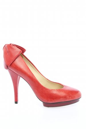 Via uno High Heels rot Elegant