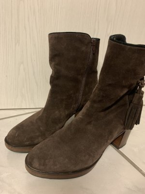 Chelsea Boots grey brown