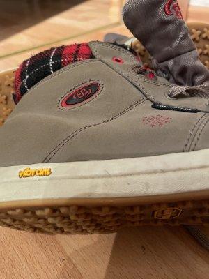 Vibram Schuhe Sneaker Hoch oliv grün 40