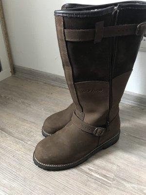"Vibram Stiefel Modell ""Alpjagd"" Lederstiefel"