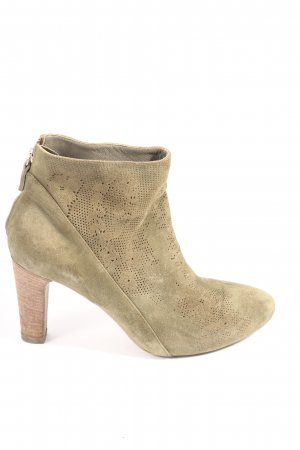 vic Booties grün Casual-Look