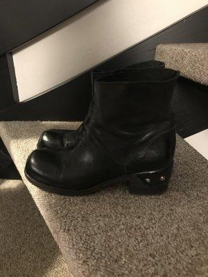 Vic Matié Biker-Boots schwarz Gr. 37/38