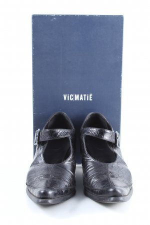 Vic Matie Mary Jane Pumps schwarz Casual-Look