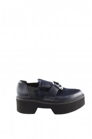Vic Matie Slippers blue casual look