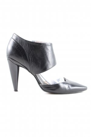 Vic Matie Spitz-Pumps schwarz Casual-Look