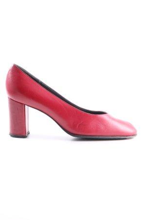 Vicari High Heels rot Casual-Look