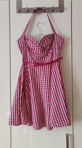 Vichy-Style Sommerkleid