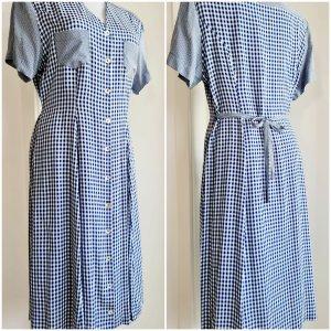 Vichykaro Vintage Kleid Landhaus
