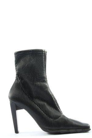 Vicini Cothurne noir style extravagant
