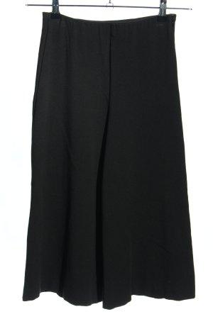 Vicolo Culottes schwarz Casual-Look