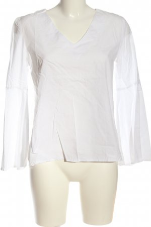 Vicolo Hemd-Bluse weiß Business-Look