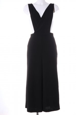 Vicolo Jumpsuit schwarz Business-Look