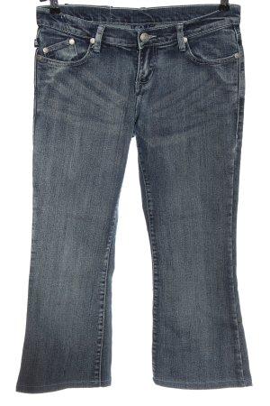 Victoria Beckham Jeans a 3/4 blu stile casual