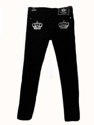 VICTORIA BECKHAM - 5 Pocket Jeans - Gr. 26 - schwarz ++ TOP ZUSTAND ++