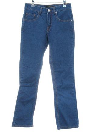 Victoria Beckham Jeans 7/8 bleu style décontracté