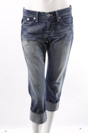 Victoria Beckham for Rock & Republic Slim Jeans Dreiviertellänge