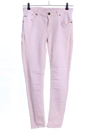 Victoria Beckham High Waist Jeans pink Casual-Look