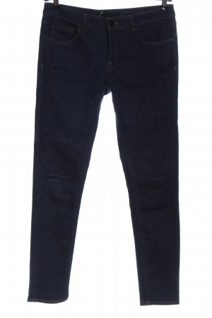 Victoria Beckham Low Rise Jeans blue casual look