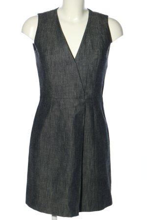 Victoria Beckham Jeansjurk zwart casual uitstraling