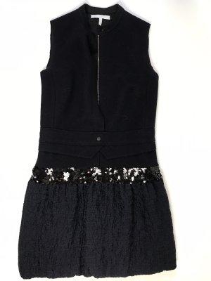 Victoria Beckham Kleid dunkelblau Gr 36