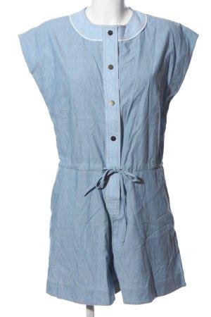 Victoria Beckham Jumpsuit blau Casual-Look