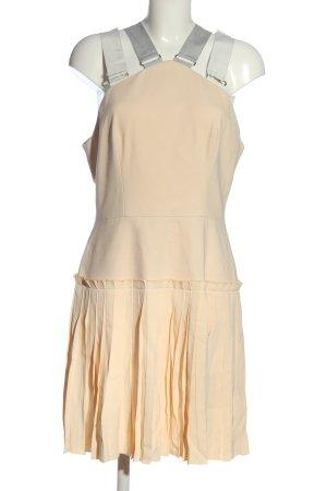 Victoria Beckham Mini Dress cream elegant