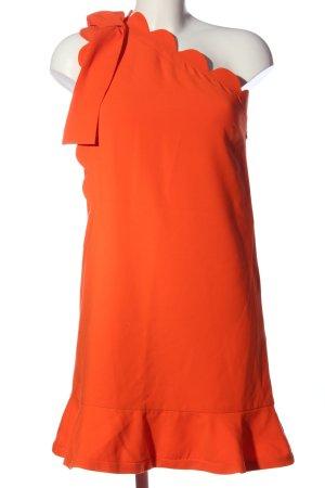 Victoria Beckham Robe courte rouge style décontracté
