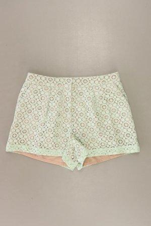 Victoria Beckham Short turquoise coton