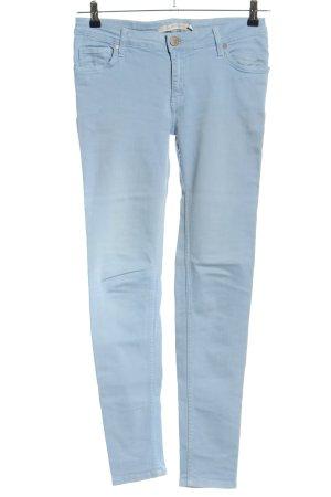 Victoria Beckham Jeans skinny bleu style décontracté