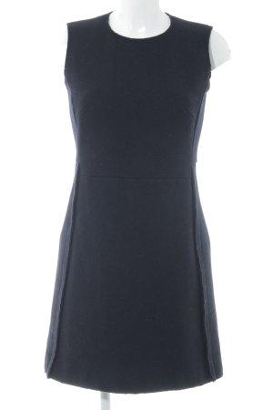 Victoria Beckham Wollkleid dunkelblau Casual-Look