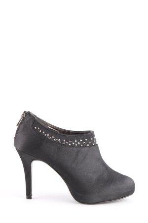 Victoria delef High Heels schwarz Casual-Look