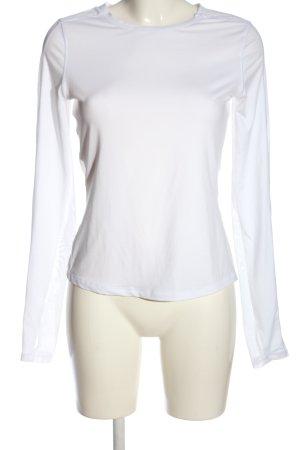 Victoria Langarm-Bluse weiß Casual-Look