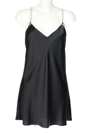 Victoria's Secret A-Linien Kleid schwarz Elegant