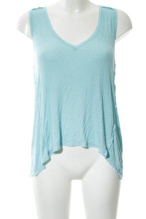 Victoria's Secret A Line Top turquoise modal fibre