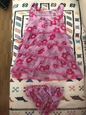 Victoria's Secret Angel Sexy Pink Summer Schlaftop und Slip S 36 NEU