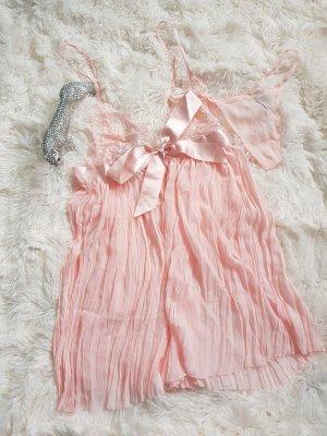 Victoria's Secret Babydoll Dessous Nachthemd Negligé Spitze ♥️ KP 62 € Gr. M
