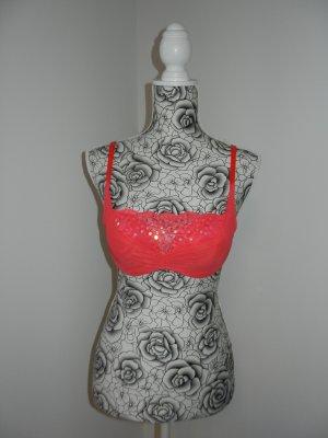 Victoria's Secret Soutien-gorge rouge clair