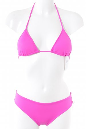 Victoria's Secret Bikini neonpink sportlicher Stil
