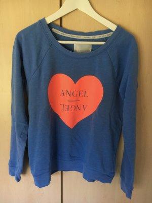 Victoria's Secret - Blaues Sweatshirt