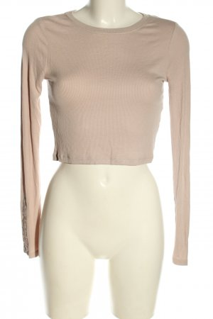 Victoria's Secret Cropped Pullover wollweiß Casual-Look