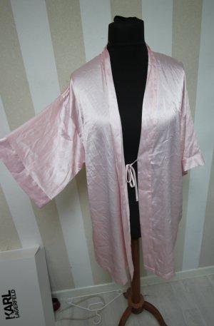 Victoria's Secret Kimono rosa claro