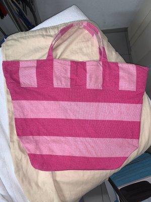 Victoria's Secret EinkaufsTasche pink Shopper Strandtasche Handtasche Reisetasche Sporttasche