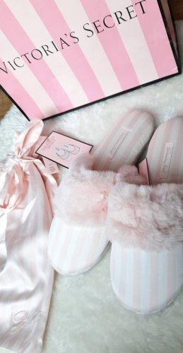 Victoria's Secret Sloffen rosé-lichtroze