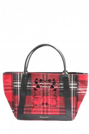 Victoria's Secret Henkeltasche Allover-Druck Casual-Look