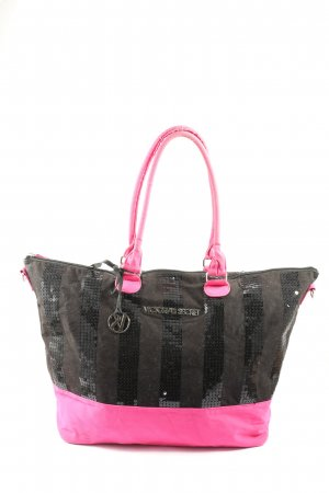 Victoria's Secret Shopper schwarz-pink Casual-Look